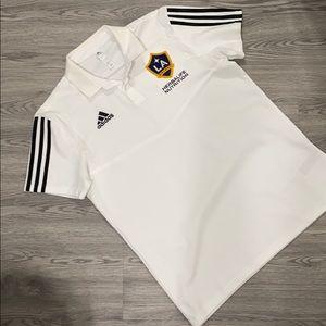 Adidas LA Galaxy Polo
